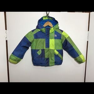 THE NORTH FACE HYVENT WINTER JACKET TODDLER 3T
